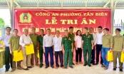 TP Biên Hoà: Công an phường Tân Biên tri ân, tặng quà gia đình chính sách