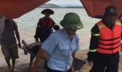 Tìm thấy thi thể bé trai 12 tuổi trên sông Lam