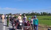 Hà Tĩnh: Phát hiện một thi thể người đàn ông dưới ruộng lúa