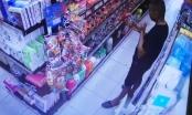 Một người đàn ông vào siêu thị ở Đà Nẵng bôi nước bọt vào nhiều gói thực phẩm khô