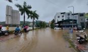 Quảng Ninh: Nhiều khu vực ngập trong biển nước do mưa lớn kéo dài