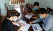 Nghệ An: Bị phạt vì nửa đêm tung tin có người nhiễm Covid-19
