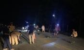 Tài xế lái xe xe đầu kéo bỏ chạy khỏi hiện trường sau khi cán chết 1 người