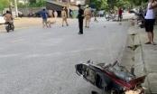 Clip - Nam thanh niên ở Yên Bái tử vong tại chỗ sau cú va chạm với ô tô