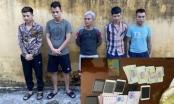 Công an tỉnh Thanh Hóa triệt phá đường dây đánh bạc qua mạng  trên10 tỷ đồng .