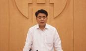 Tạm đình chỉ công tác ông Nguyễn Đức Chung - Chủ tịch UBND TP Hà Nội
