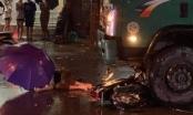Yên Bái: Va chạm với xe tải, một nam thanh niên tử vong
