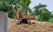 Đồng Nai: Đóng cửa bãi cát tại nhà Bí thư Đảng ủy xã Núi Tượng