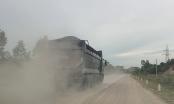 Nghệ An: Tái diễn tình trạng xe quá khổ, quá tải trên Quốc lộ 46B