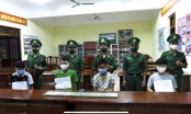 Sơn La: Bị bắt vì lợi dụng mưa bão, sương mù để vận chuyển 10 bánh heroin