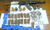 Nghệ An: Bắt giữ kẻ buôn ma túy, ôm lựu đạn chống đối lực lượng chức năng