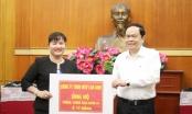 Tấm lòng vàng của doanh nhân Nguyễn Nam Phương trong công cuộc phòng chống dịch Covid-19
