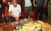 Nghệ An: Chôn ma túy ở trong vườn nhưng vẫn bị phát hiện và bắt giữ