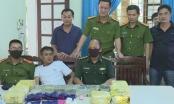 Nghệ An: Bắt 4 đối tượng tàng trữ, mua bán số lượng ma túy 'khủng'