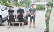 Hải Dương: Khởi tố bắt giam 3 đối tượng mang hung khí đi đánh người