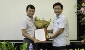 Nhà báo Trần Mạnh Quyết được bổ nhiệm Phó TBT Tạp chí Luật sư Việt Nam