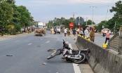 Hà Tĩnh: Va chạm với xe cứu thương, một phụ nữ tử vong