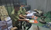 Hà Nội: Lực lượng chức năng thu giữ hàng tấn sách lậu ngay đầu năm học mới
