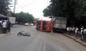 Ninh Bình:  Va chạm giữa xe khách và xe đạp điện, 7 người thương vong