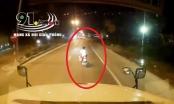 Video: Nóng mắt cảnh nam thanh niên đi xe máy đánh võng, đùa giỡn tử thần