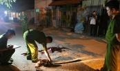 Nghệ An: Nghi án, chồng dùng dao đâm chết vợ trong đêm