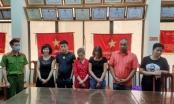 Lạng Sơn: Bắt giữ 7 đối tượng đánh bạc với số tiền khủng