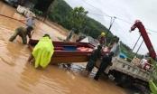 2 người chết, 7 người bị thương do mưa lũ ở Phú Thọ