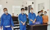 Đà Nẵng: 5 bị cáo chống người thi hành công vụ lĩnh án