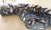 Bắt giữ nhóm đối tượng thực hiện hơn 60 vụ trộm cắp xe máy tại Nghệ An