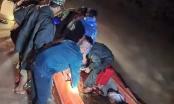 Đắk Lắk: Tìm kiếm thanh niên bị nước lũ cuốn mất tích