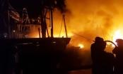 Nguyên nhân vụ hỏa hoạn kinh hoàng thiêu rụi 4 tàu cá gây thiệt hại gần 10 tỷ đồng