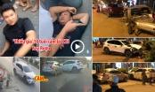 [Clip]: Toàn cảnh vụ TNGT liên hoàn của thiếu gia 18 tuổi say rượu lái CX5 tại Thị xã Sơn Tây