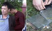 Thái Bình: Bắt giữ cặp vợ chồng vận chuyển trái phép 3 bánh heroin
