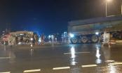 Yên Bái:  Xe khách va chạm với xe đầu kéo, 4 người bị thương