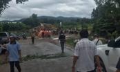 Gia Lai: Quốc lộ 25 đã thông xe trở lại sau hơn 15 giờ tê liệt