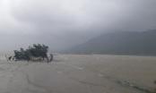 Hồ Kẻ Gỗ và nhiều hồ, thủy điện ở Hà Tĩnh bắt đầu xả tràn
