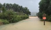 Mưa xối xả, Hà Tĩnh ban hành công điện khẩn sơ tán dân vùng nguy hiểm