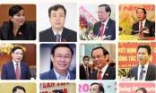 Chân dung 33 Bí thư Thành ủy, Tỉnh ủy mới được bầu trong tuần