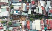 Công trình ôm gọn đất quy hoạch làm đường ở TP Biên Hoà khiến người dân bị tước đường đi, lối về?
