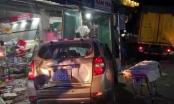 Quảng Ngãi: Xe điên tông liên hoàn, 3 người tử vong