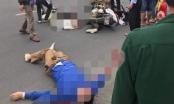 [Clip]: Xe máy vượt ẩu tông trực diện xe ngược chiều, 3 người thương vong