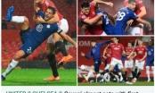 MU hòa tiếc nuối Chelsea: Báo Anh ca ngợi chốt chặn, Cavani gây ấn tượng