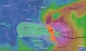 Bão số 9 áp sát ven biển Đà Nẵng đến Phú Yên
