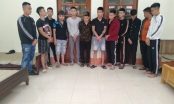 Bắc Giang: Bắt giữ 24 đối tượng cầm hung khí hỗn chiến trong đêm