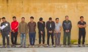Hà Nam: Đột kích sới bác, bắt giữ hàng loạt đối tượng đang sát phạt bằng hình xóc đĩa