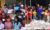 Sức trẻ Bình Phước góp gần 4,4 tỷ đồng hỗ trợ người dân vùng lũ
