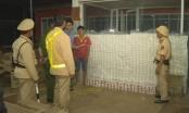Phát hiện vụ vận chuyển 22.000 gói thuốc lá lậu ở Đắk Lắk