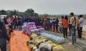 Thanh Chương - Nghệ An: Hơn 200 suất quà đến với bà con vùng lũ