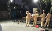 Hưng Yên: Va chạm giữa xe đạp điện với xe máy kéo chở gỗ, bé trai 3 tuổi tử vong