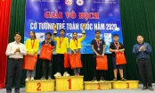 Kết thúc giải cờ tướng trẻ toàn quốc: Đoàn TPHCM thắng lớn!